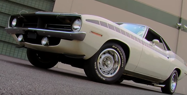 1970 plymouth aar cuda brother collection