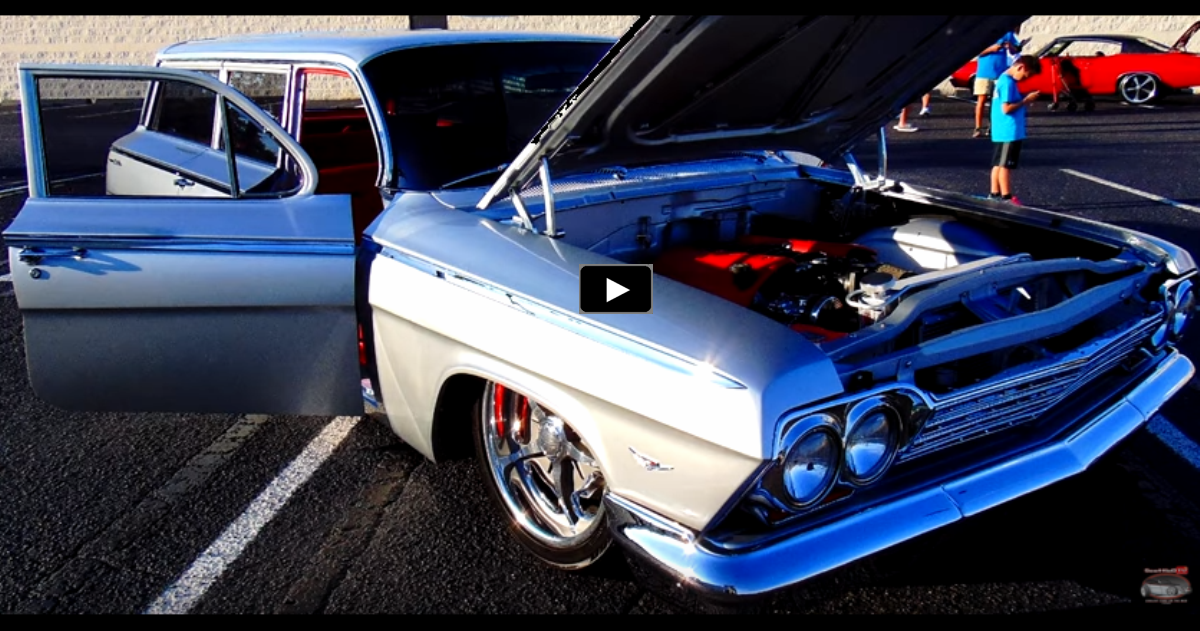 ls powered 1962 chevy bel air station wagon street rod