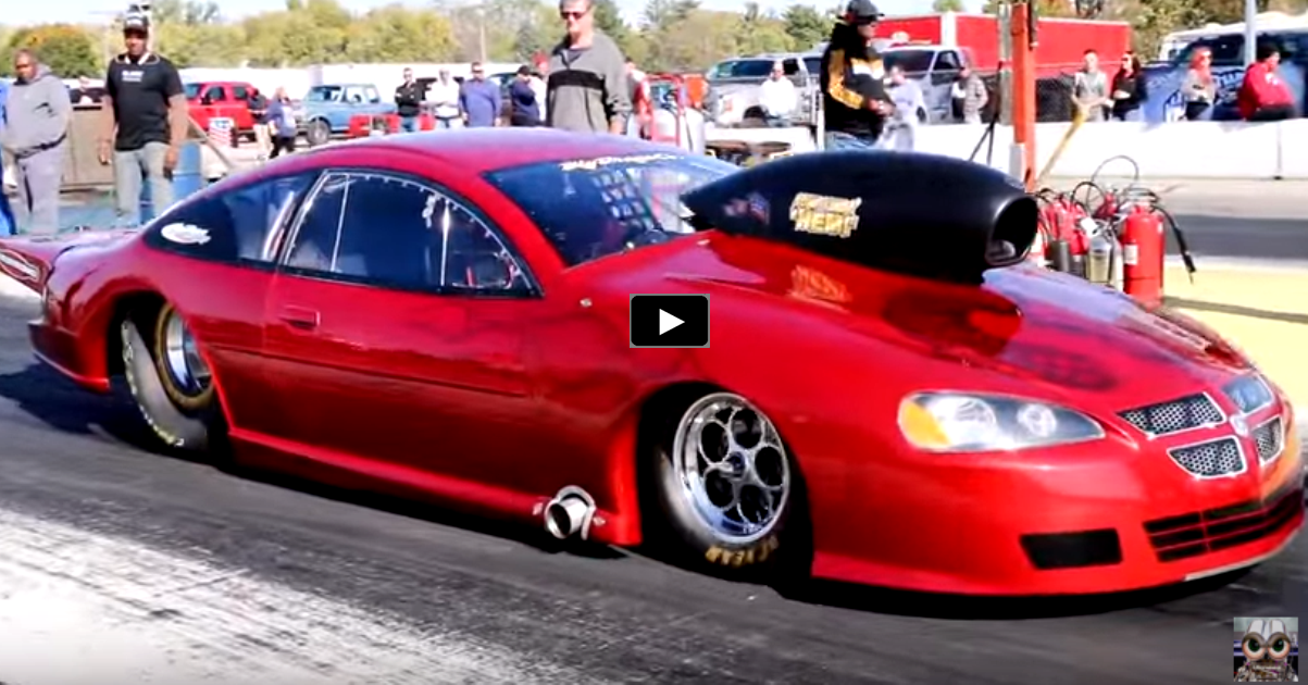 big drag dodge hemi stratus at byron