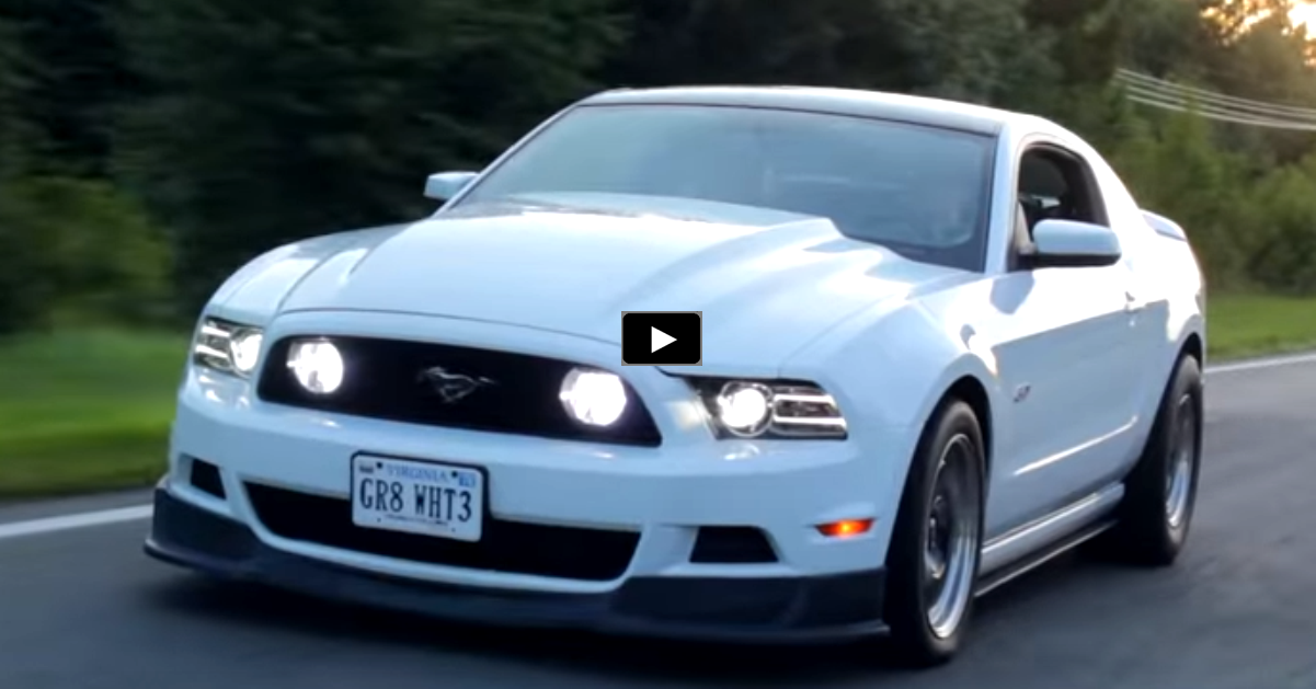 paxton supercharged 5.0 coyote mustang on e85