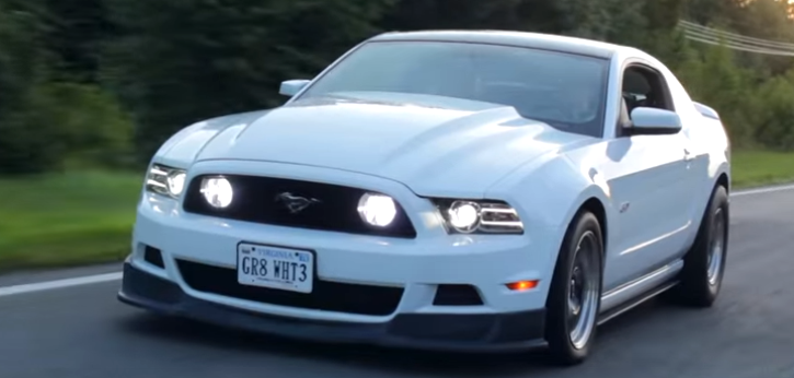 paxton supercharged 5.0 coyote mustang on e85 fuel