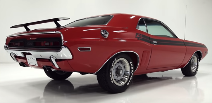 1971 dodge hemi challenger build