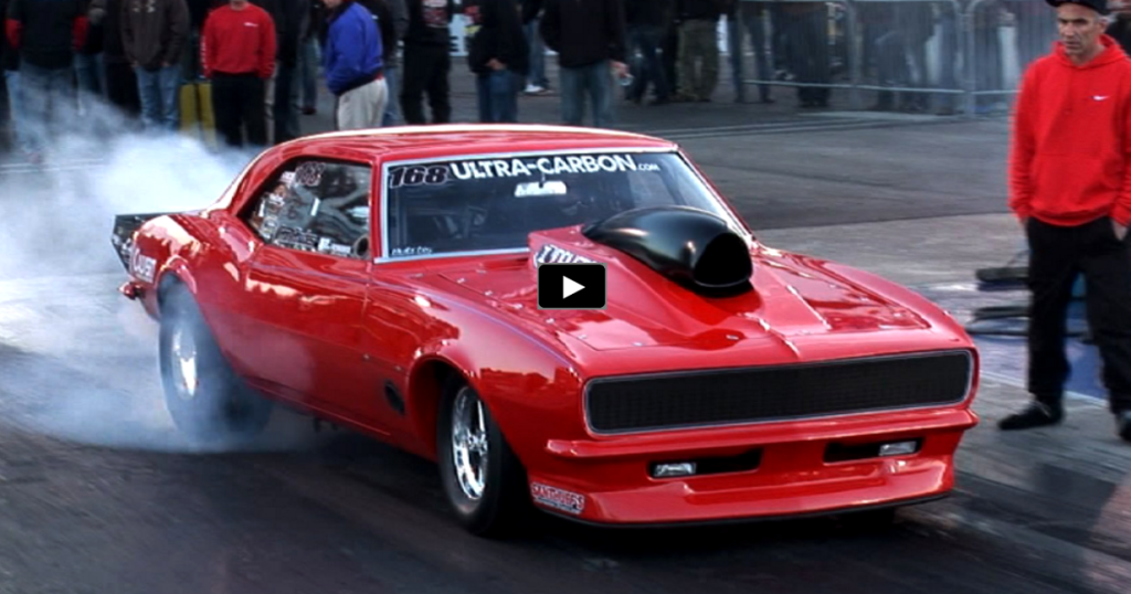 Rhodes Auto Sales: INSANELY FAST CHEVY CAMARO ON LEAF SPRINGS