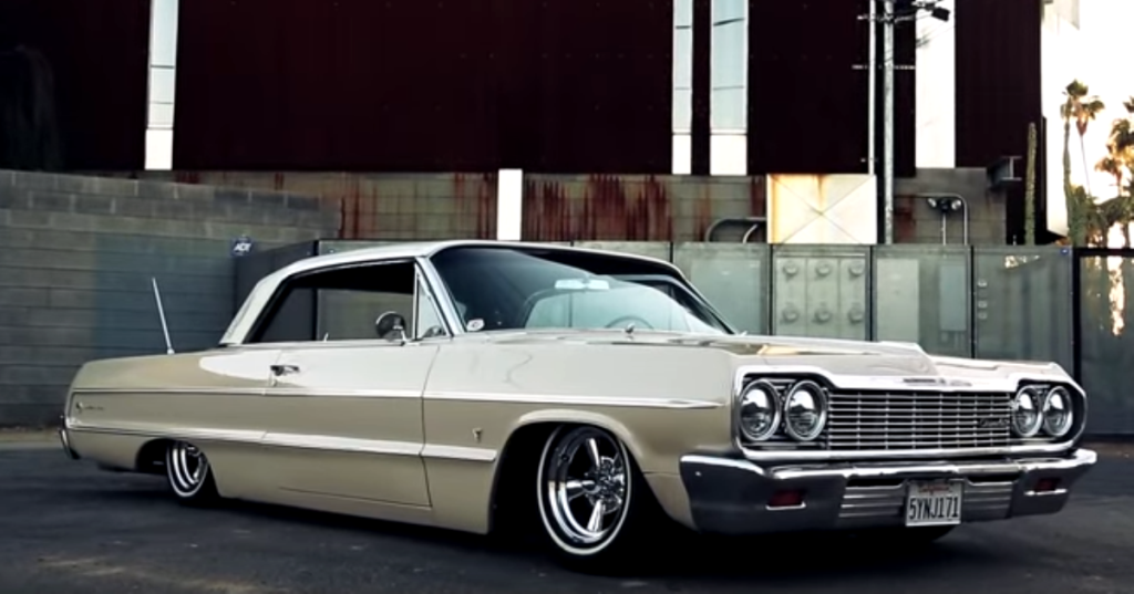 Immaculate 1964 Chevrolet Impala Custom Hot Cars