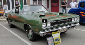 rare 1969 dodge coronet super bee