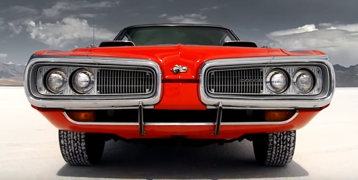 go mango 1970 dodge super bee tv ad