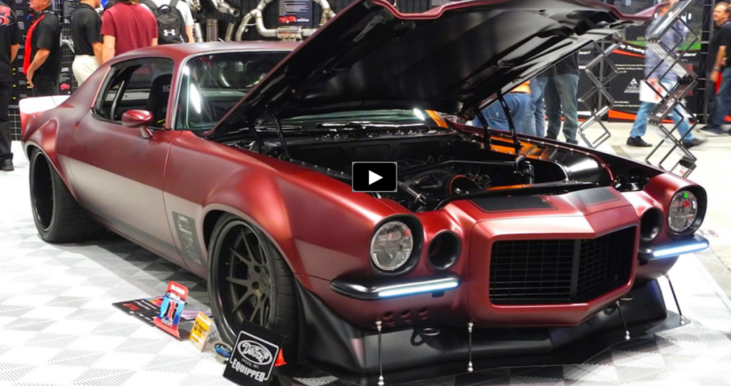 700hp custom 1971 camaro by dutchboys hot rods hot cars