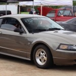 2jz swapped mustang