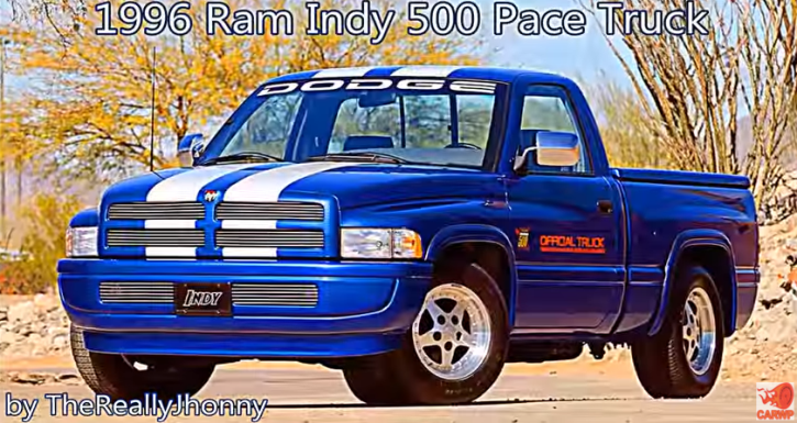 custom dodge ram trucks