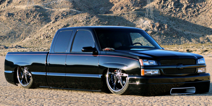 fully custom 1999 chevy silverado truck