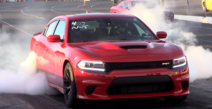 9 seconds hellcat charger hhp tuned