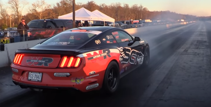 turbocharged ecoboost mustang watson racing