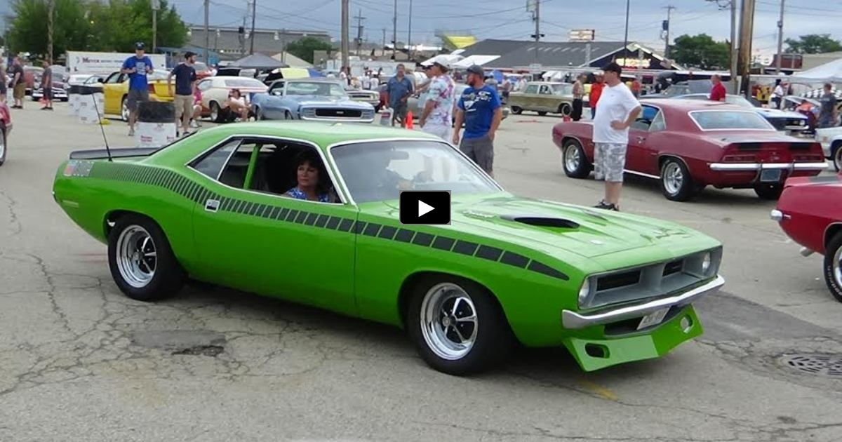 best muscle cars 2015 car craft summer nationals