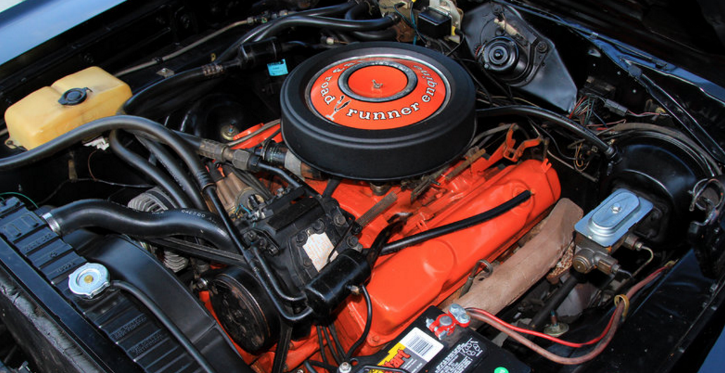 documented 1969 plymouth road runner 383