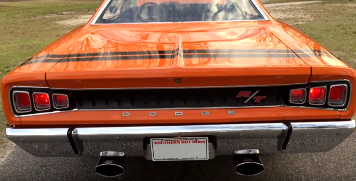 hemi orange 1968 dodge coronet r/t