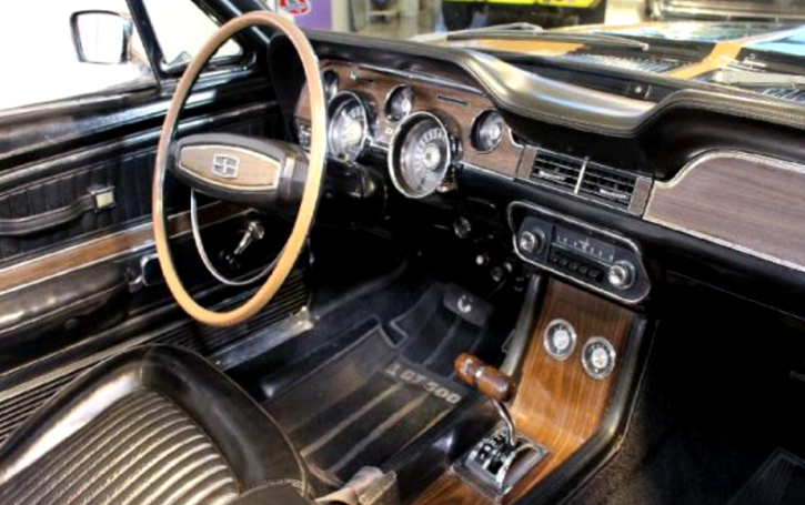 Monster Trucks For Sale >> ORIGINAL 1968 SHELBY GT500 CONVERTIBLE IN GOLD   HOT CARS