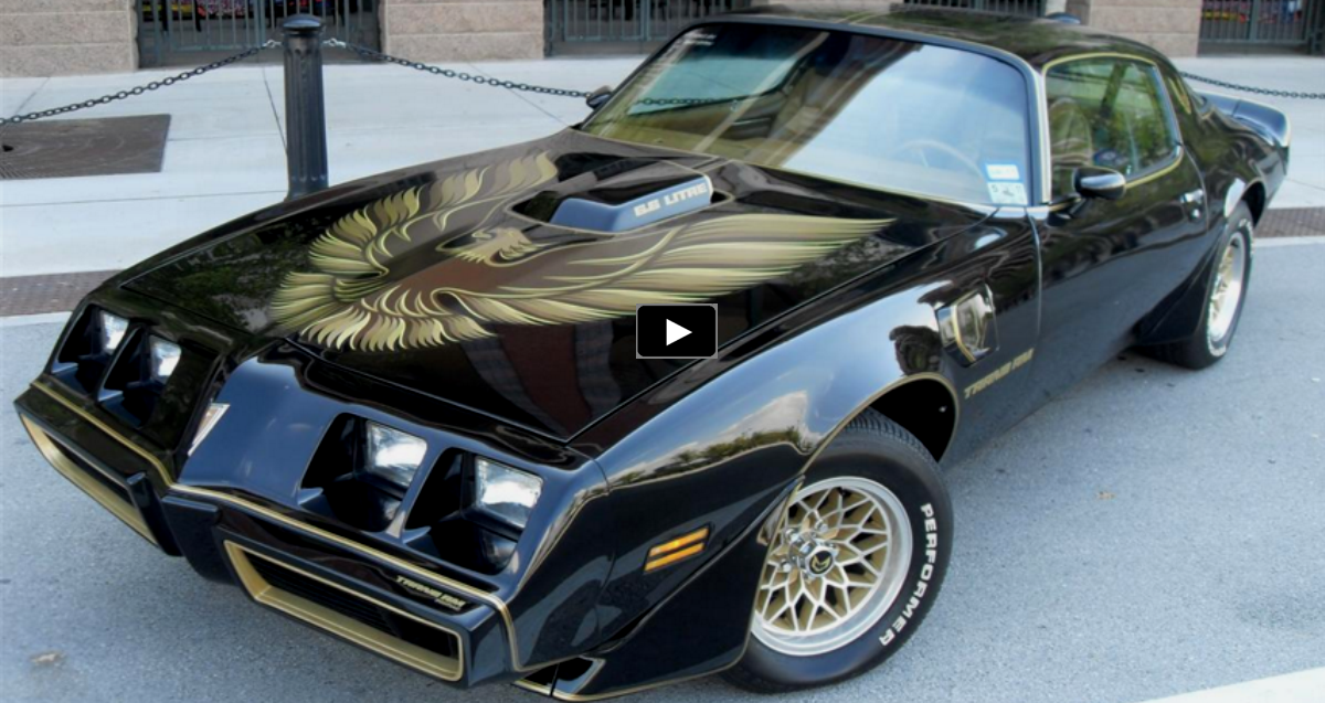 1981 pontiac firebird trans am 400