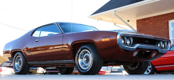 true 1971 plymouth gtx a33