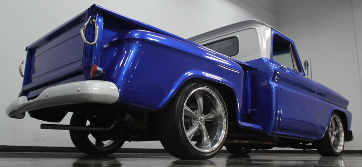 1965 chevy c10 custom truck