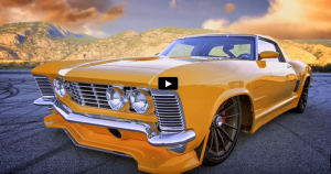 customized 1964 buick riviera rivision