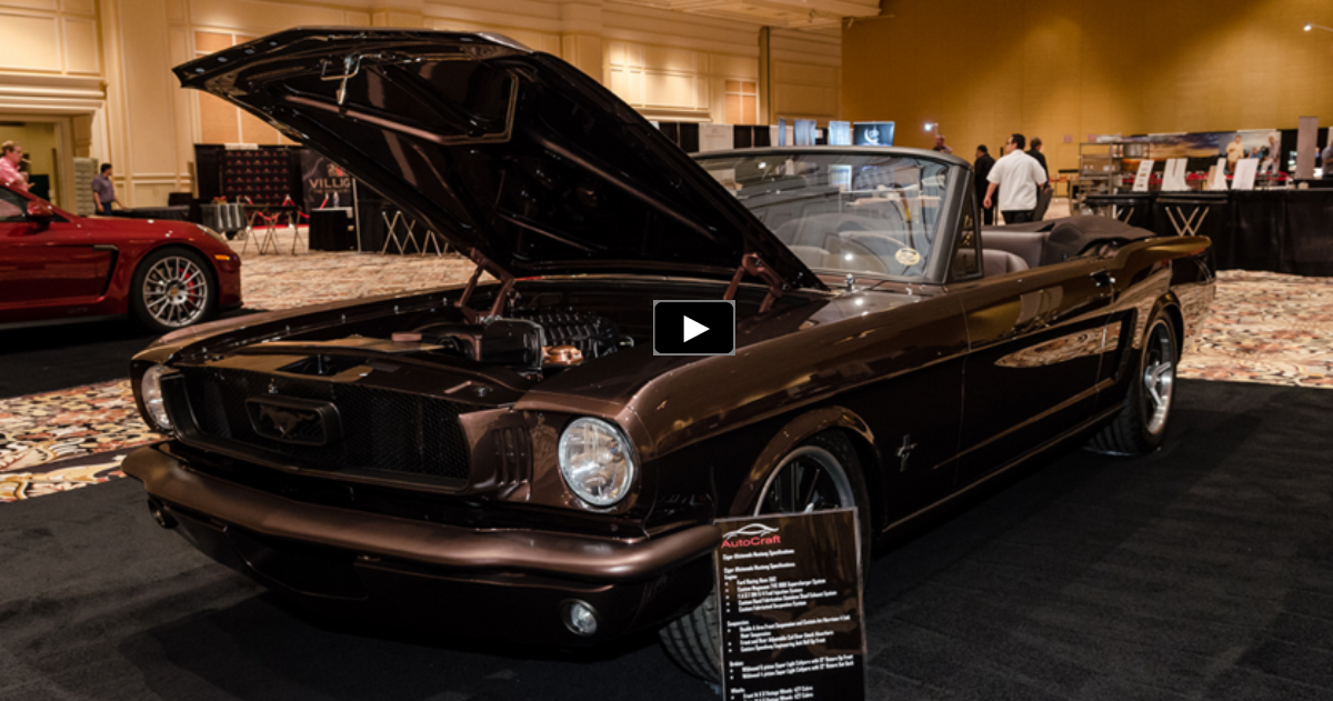 autocraft 1965 ford mustang the cuban