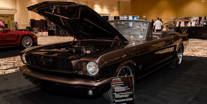 1965 ford mustang convertible the cuban