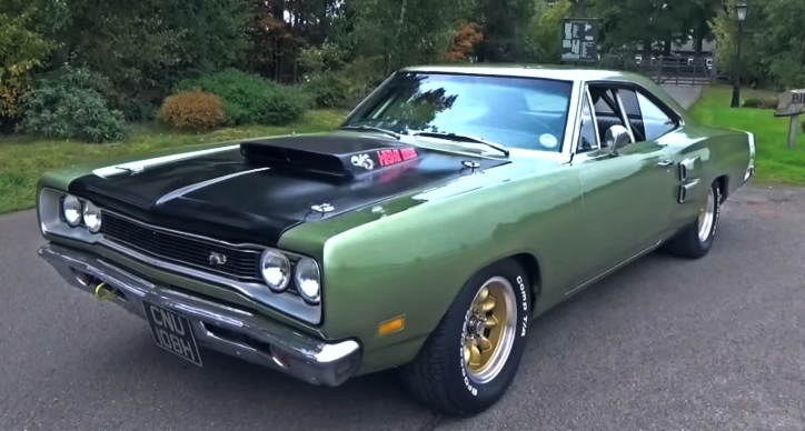 original 1969 dodge super bee