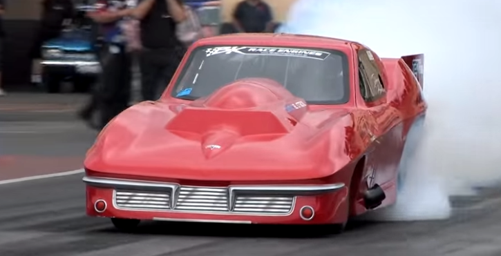 5 second twin turbo extreme corvette