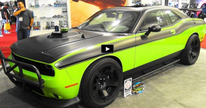 modified dodge challenger fast & furious 7