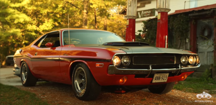 1970 dodge hemi challenger survivor