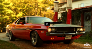1970 dodge hemi challenger 4-speed