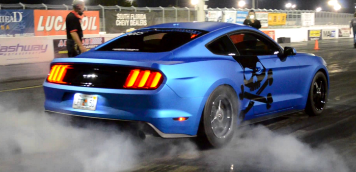 2015 mustang gt lethal performance