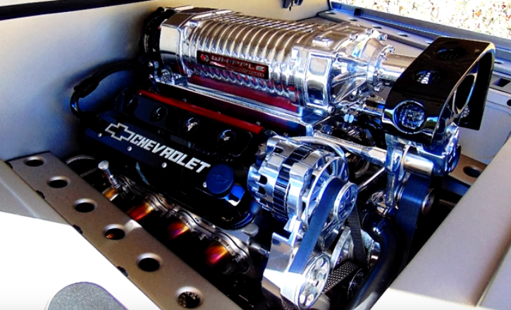 lsx powered custom chevrolet c10 truck
