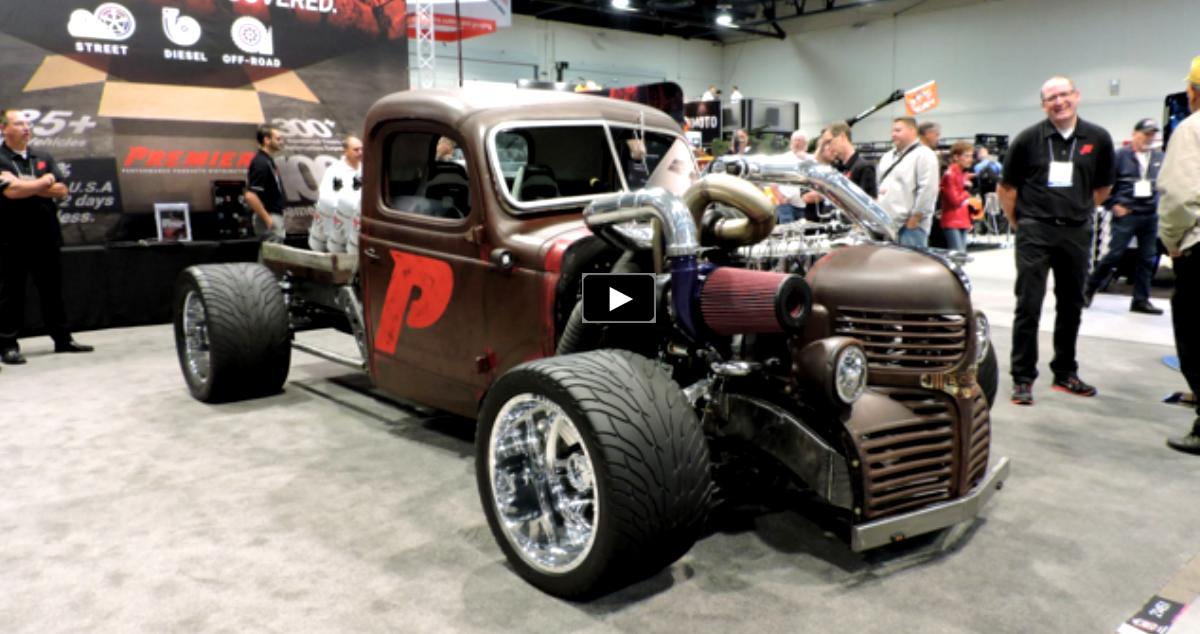 sema 2015 top 10 custom rides