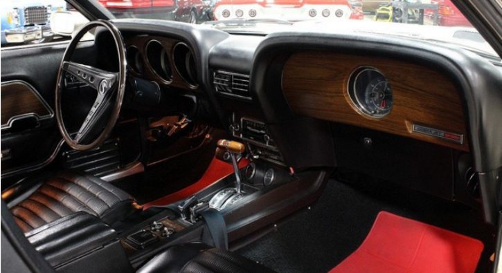 1969 mustang shelby gt500 complete restoration