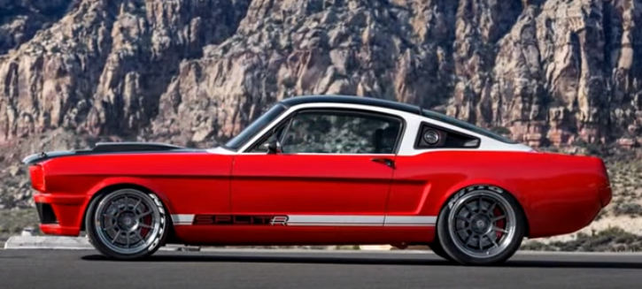 ring brothers 1965 mustang fastback splitr