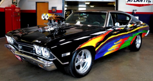 blown 1968 chevrolet chevelle