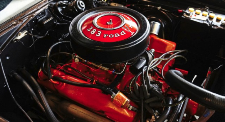 1969 plymouth road runner 383 automatic
