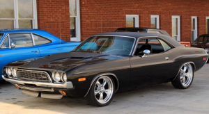 custom built 1972 dodge challenger