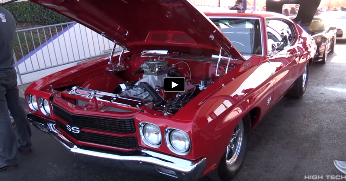 pro street chevy chevelle drag racing