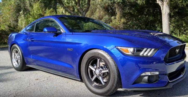9 second vmp supercharged 2015 mustang gt