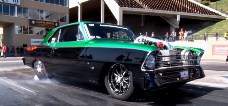 200mph 1967 chevy nova twin turbo
