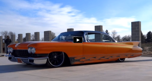 custom 1960 cadillac smooth criminal