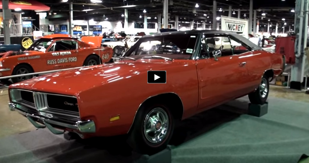 1969 dodge charger r/t restoration