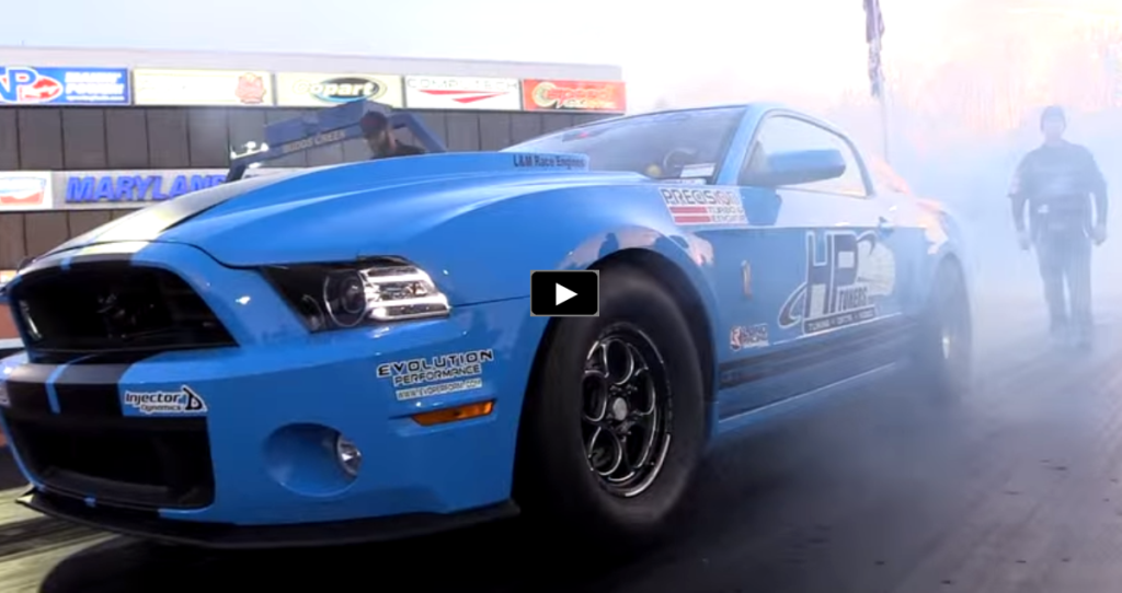 "SICK 2000HP MUSTANG SHELBY GT500 ""DEVIL'S REJECT"" 