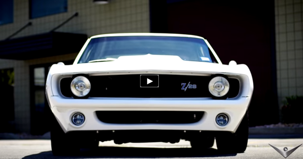 Kindig It Design >> KILLER 1969 CAMARO Z28 CUSTOM BY KINDIG-IT DESIGN | HOT CARS