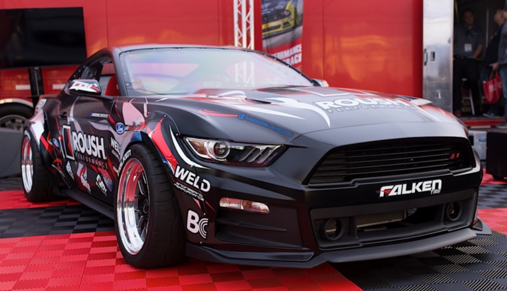 justin pawlak new mustang formula drift car