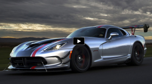 new dodge viper acr review