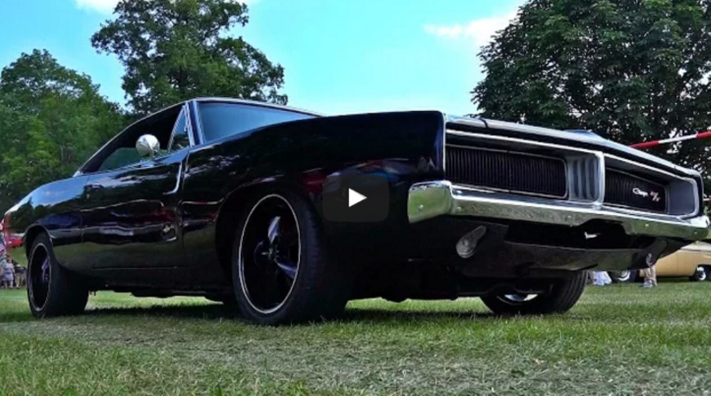 pro touring 1969 dodge charger r/t