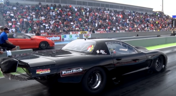 keith berry twin turbo c5 corvette drag racing